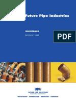 Wavistrong Product List 01-11-2003
