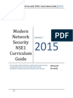 00 Modern Network Security Primer Curriculum Guide (Rev 1 20141229)