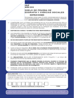 Ensayo PSU 2015 - Historia