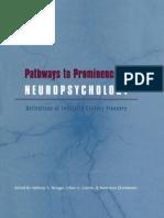 Neuropsychology a Twentieth-Century Science