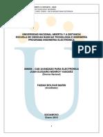 CAD de Electrónica
