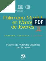 Materiales Didácticos Para Docentes Unesco