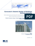 EC8 Seismic Design of Buildings-Worked Examples-main Only