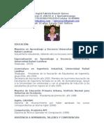 Curriculum 2015