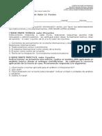 1era Evaluación Parcial Relaciones I