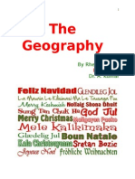 Geography of Christmas