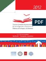 Terceras Jornadas Internacionales de Investigación y Prácticas en Didáctica de las lenguas y las .pdf