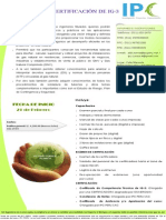 Afiche IG-3 - Lima
