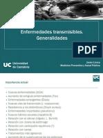 TEMA11 Enfermedades Transmisibles Generalidades