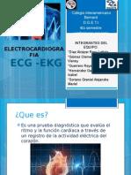 Ecg Enfermeria 4to