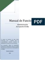 Manual Funciones  Administracion