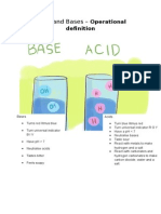 acids and bases - operational definition docx