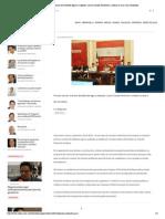 16-09-15 Primera reunión ordinaria de Gabinete legal y ampliado