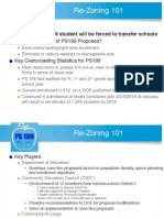 PS 199 Zoning Presentation, October 14, 2015