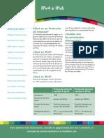 IPv4 IPv6 Spanish