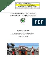 Pedoman Umum Survey Pelanggan Pkms