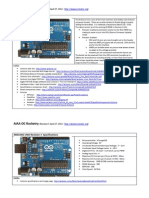Arduino Uno Overview