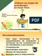 Elaboracion de Mapas de Aprendizaje Sergio Tobon