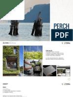 SolTerra Perch - EDG Presentation