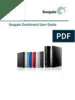 Seagate Dashboard User Guide Us