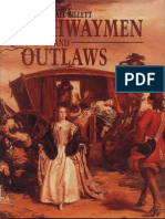Arms & Armour - Highwaymen and Outlaws