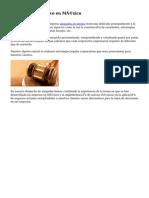 Abogado Corporativo en México