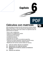 Calculos Con Matrices