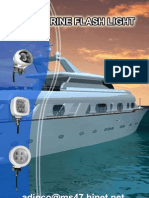 LED Marine Flashlights-Binder