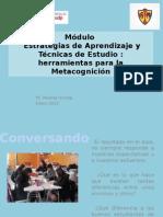 Tec.estudio Estrategias Aprendizaje UDP
