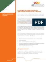Articulo Estrategia Modernizacion Oracle Forms