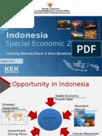 SEZ Indonesia Promotion