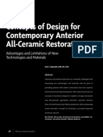 All Ceramic Restorations