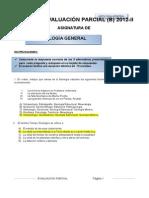Examen Parcial Geologia General B 12 II