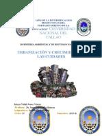 urbanizacion y crecimiento de la poblacion.docx
