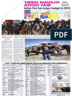 2015 Northern Navajo Nation Fair Guide