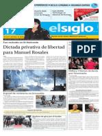 Edicion Impresa El Siglo 17-10-2015