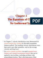 Transport phenomena Chapter 3 PPT
