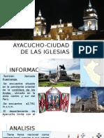AYACUCHO-Ciudad de Las Iglesias