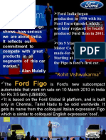 Ford Figo | Fuel Injection | Paint