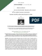 Alberto Alberti Brain Electrostimulation 1883 - Alberto Alberti y el primer mapeo con electricidad