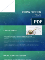 Indian Foreign Trade - Group 2