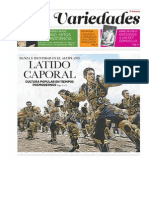 Latido caporal | Variedades