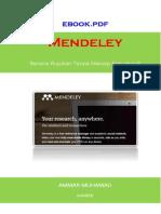 E-book -Mendeley-Senarai Rujukan Tanpa Menaip Satu Huruf