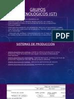 Grupos Tecnológicos Gt