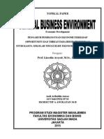 Cover Paper GBE Economic Development