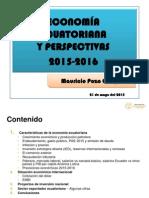 Economia+Ecuatoriana+y+Prespectivas