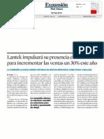 Expansión - NP Resultados & Integra (ES)