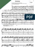 Petrali Toccata per organo