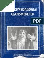 Dr. Illyés Sándor - Gyógypedagógiai Alapismeretek - 328. oldalig