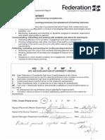 assessment report - diversity  chester